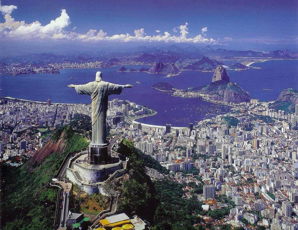 Vista de Rio do Corcovado