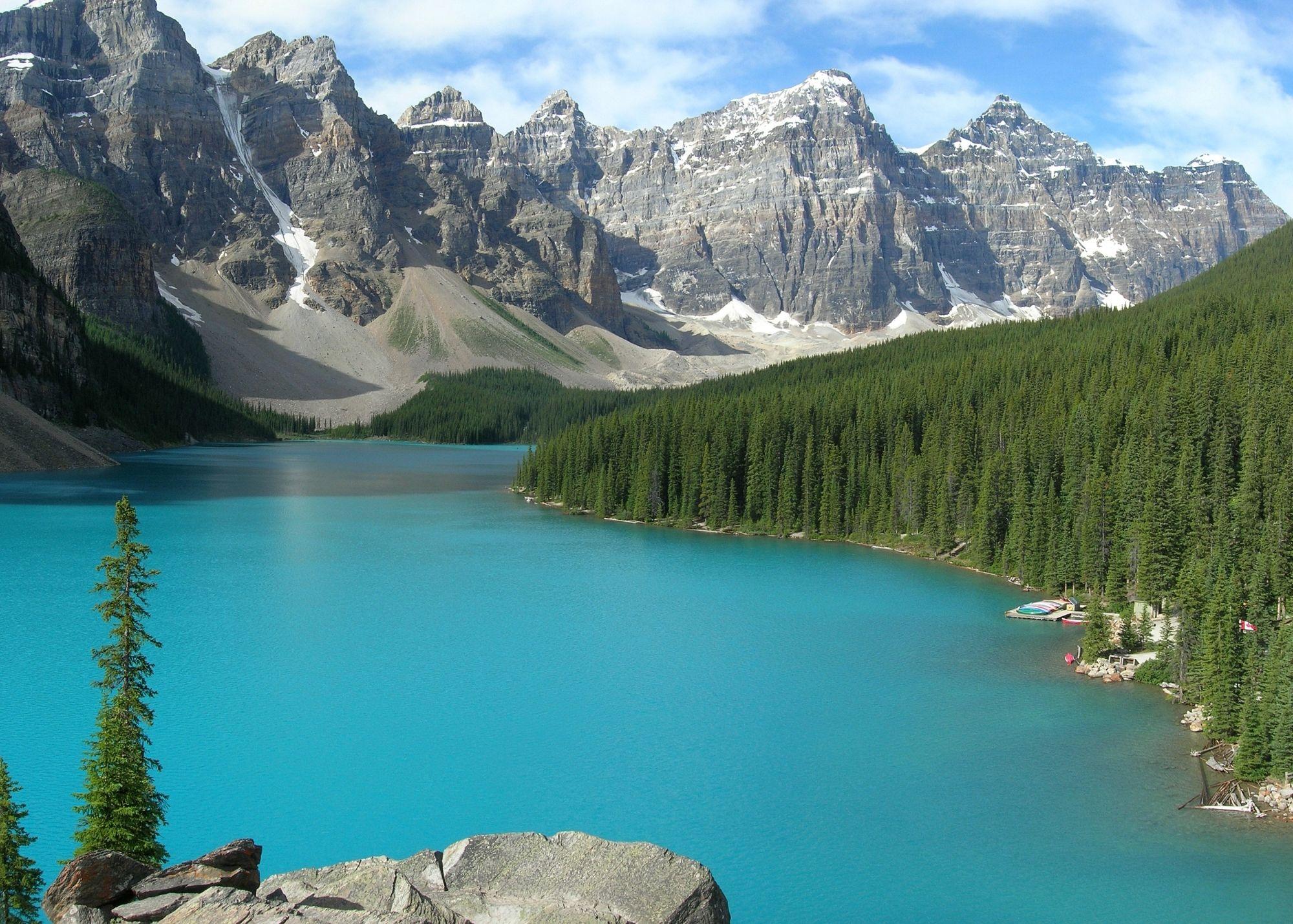 Parque National de Banff