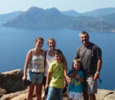 Troca de casas : Família do Laurent
