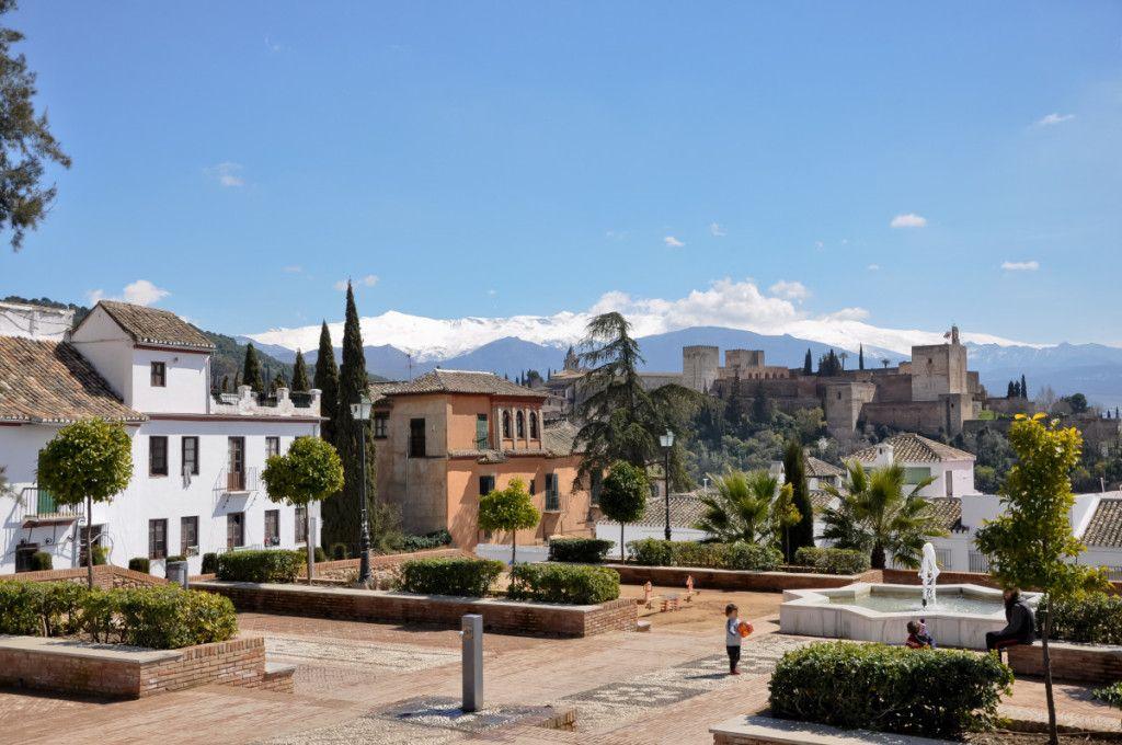 Troca de casas: Granada