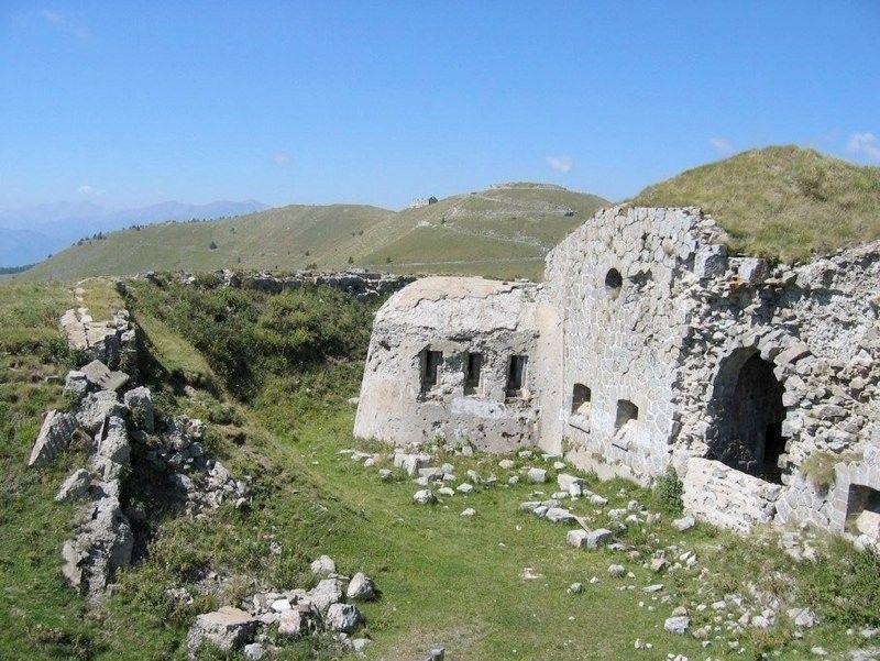 Parque de Mercantour : Sitio de Authion