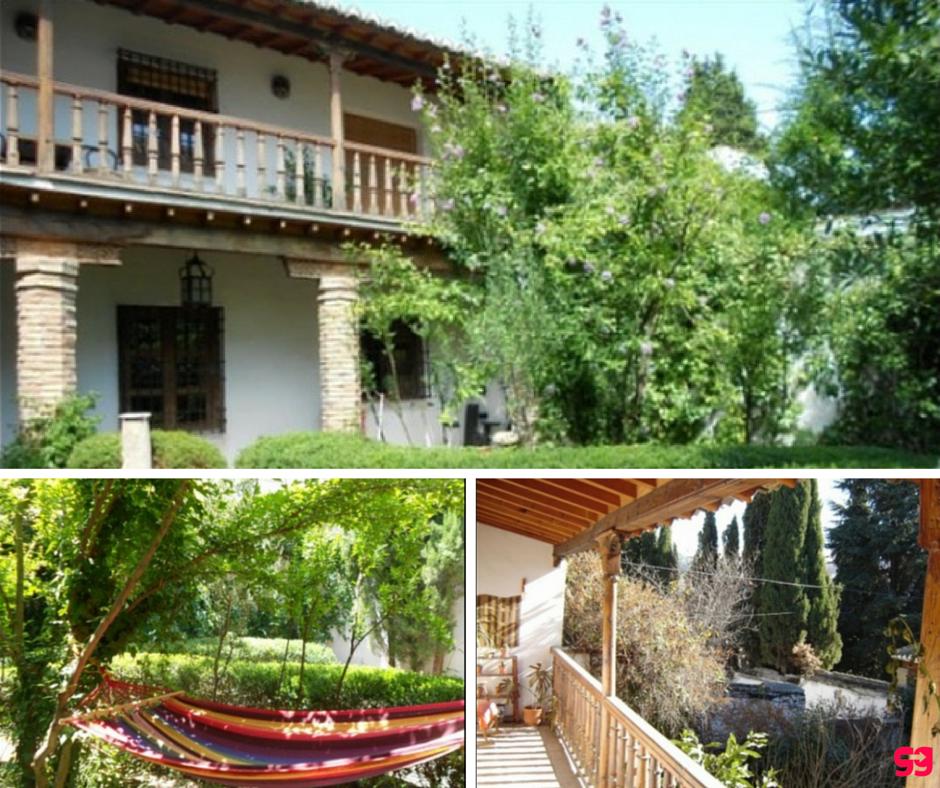 Troca de casas :Granada