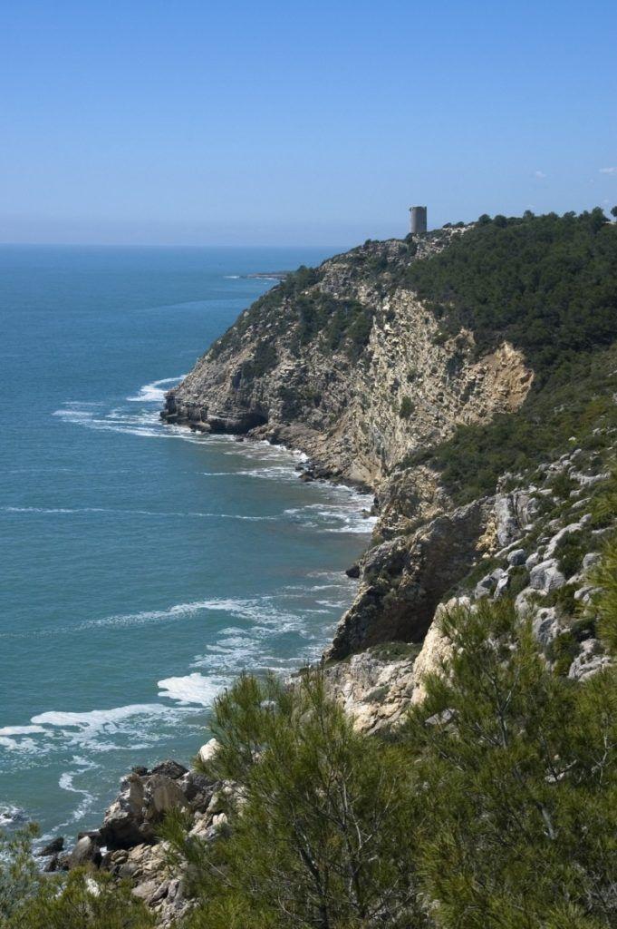 Espanha Sierra d'Irta