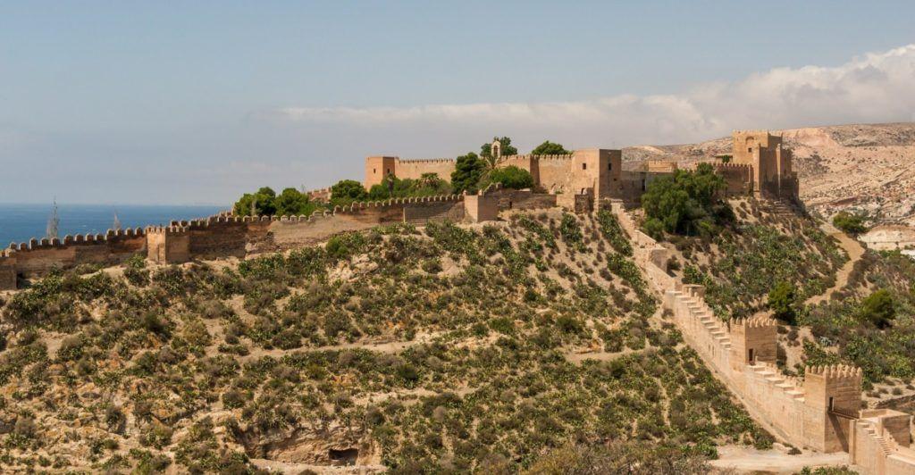 Espanha Castelo