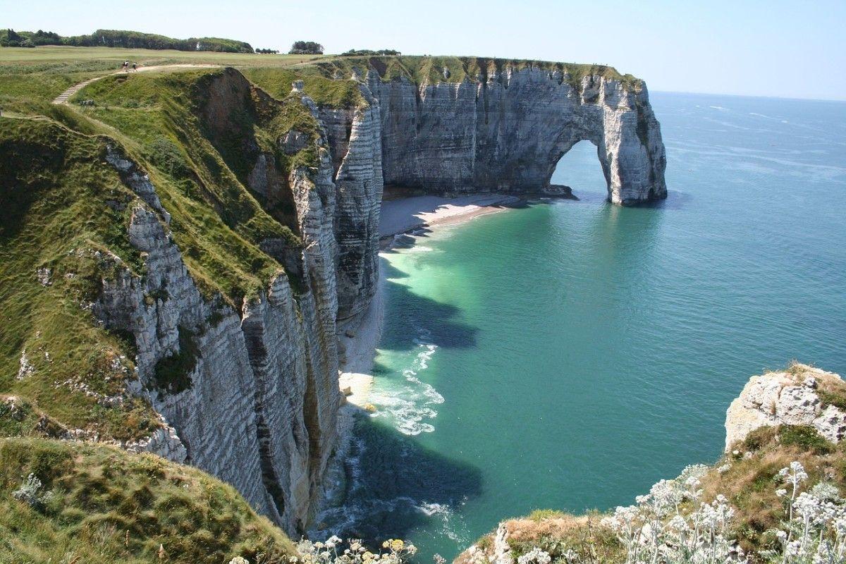 França no Verão - Normandia