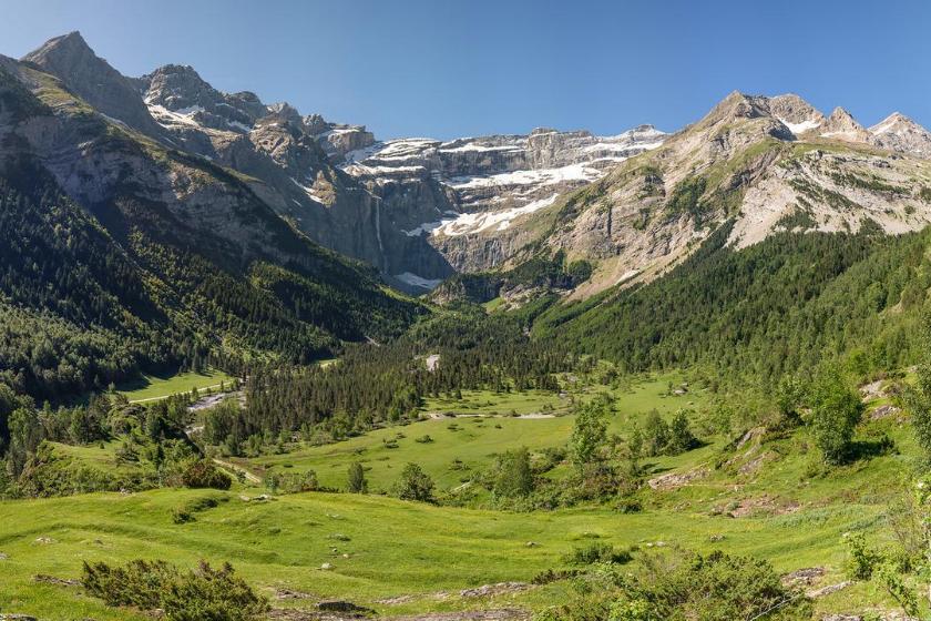 montanha férias troca de casa férias frança gavarnie montanha