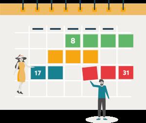 calendário--intercâmbio--vacinação-água