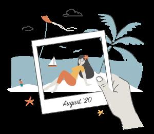 intercâmbio de férias-agosto